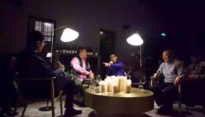 「玉河夜话」第三期现场 | 「失控——艺术与科学面对面」